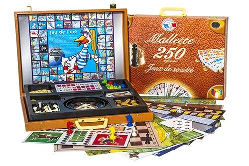 Mallette 250 jeux