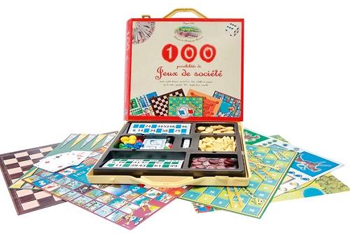 Mallette 100 jeux
