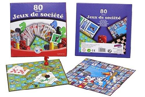 Coffret 80 jeux