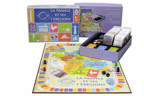 La France et ses 13 Régions