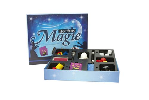 150 tours de magie. Black Bedroom Furniture Sets. Home Design Ideas